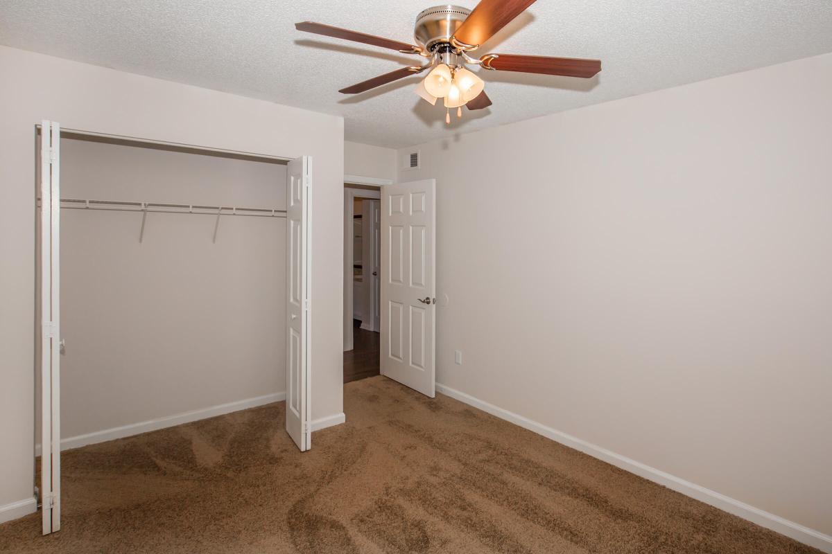 Two bedroom floor plan at Ashwood Cove