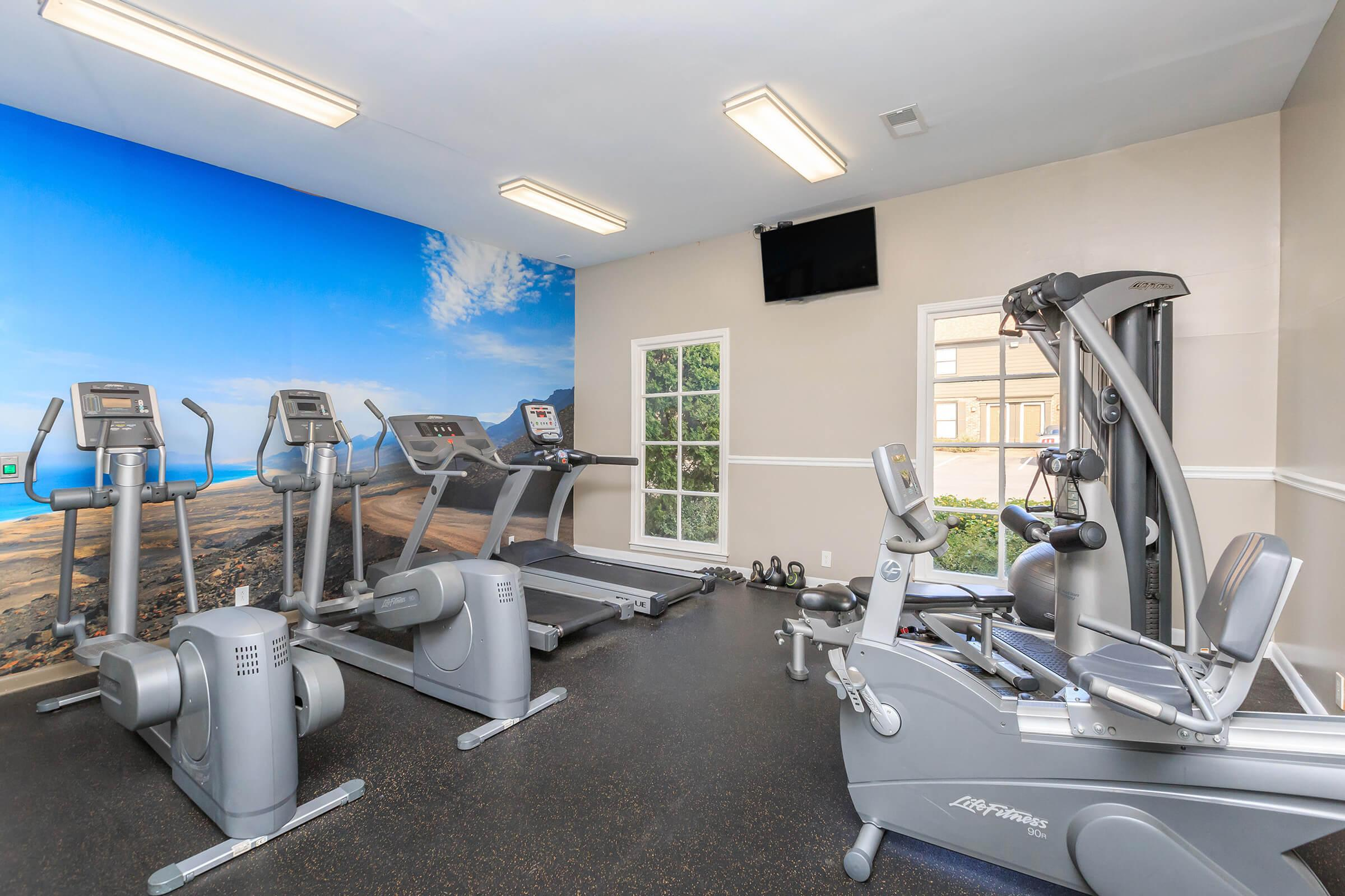 Fitness Center at Colony House
