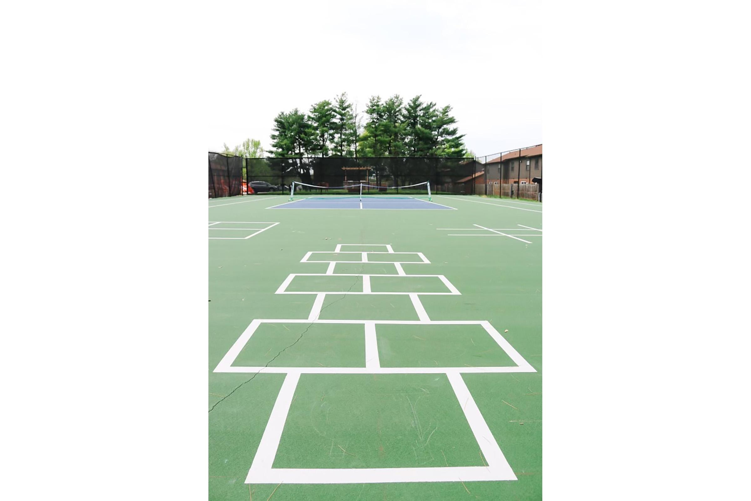 Play At Our Sports Court