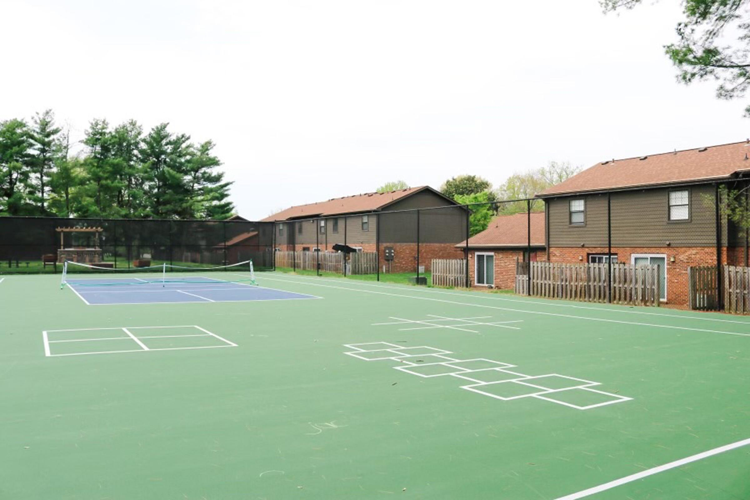 Sports Court at Colony House in Murfreesboro, TN