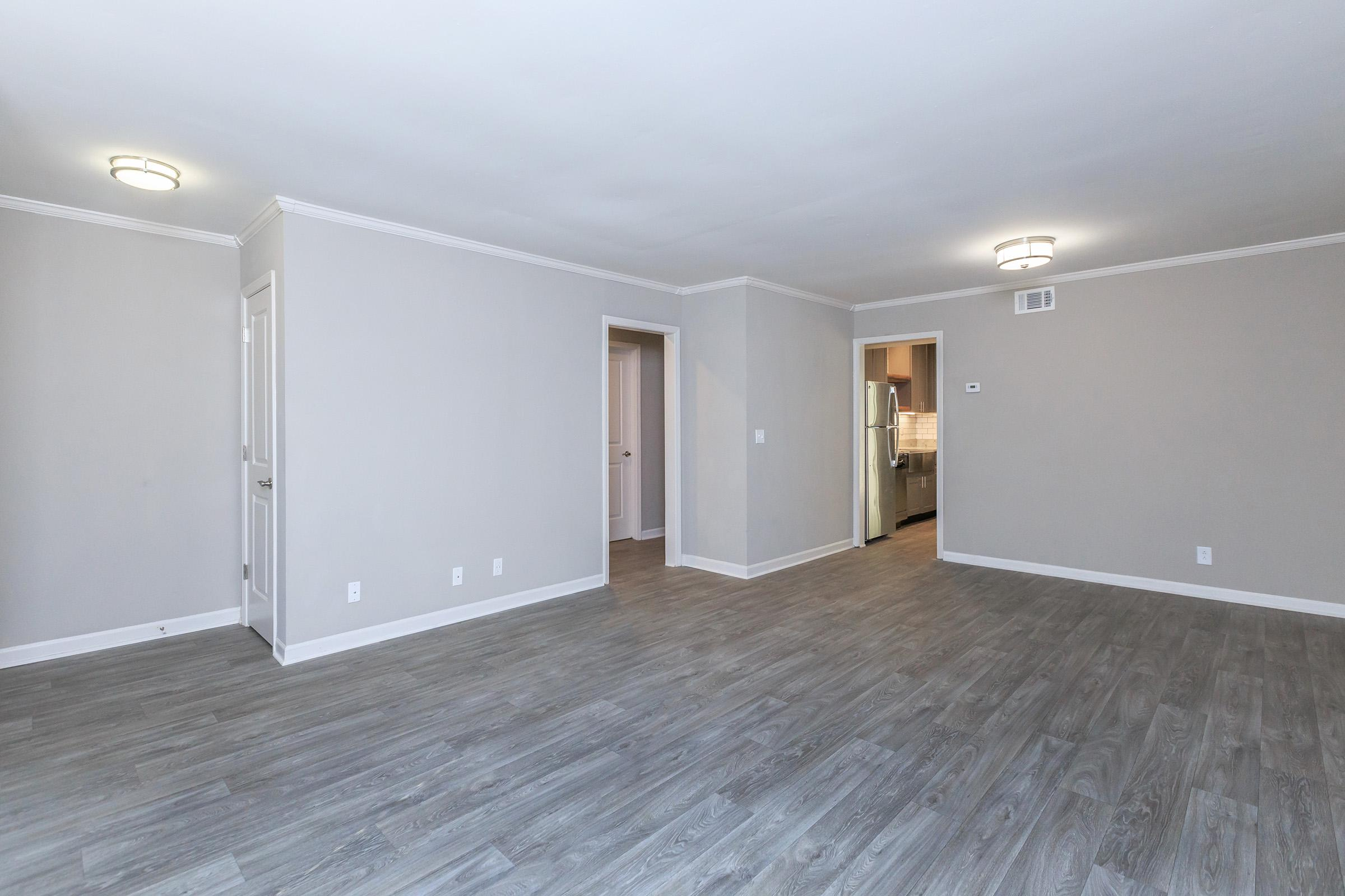 Spacious living room at Colony House in Murfreesboro, TN