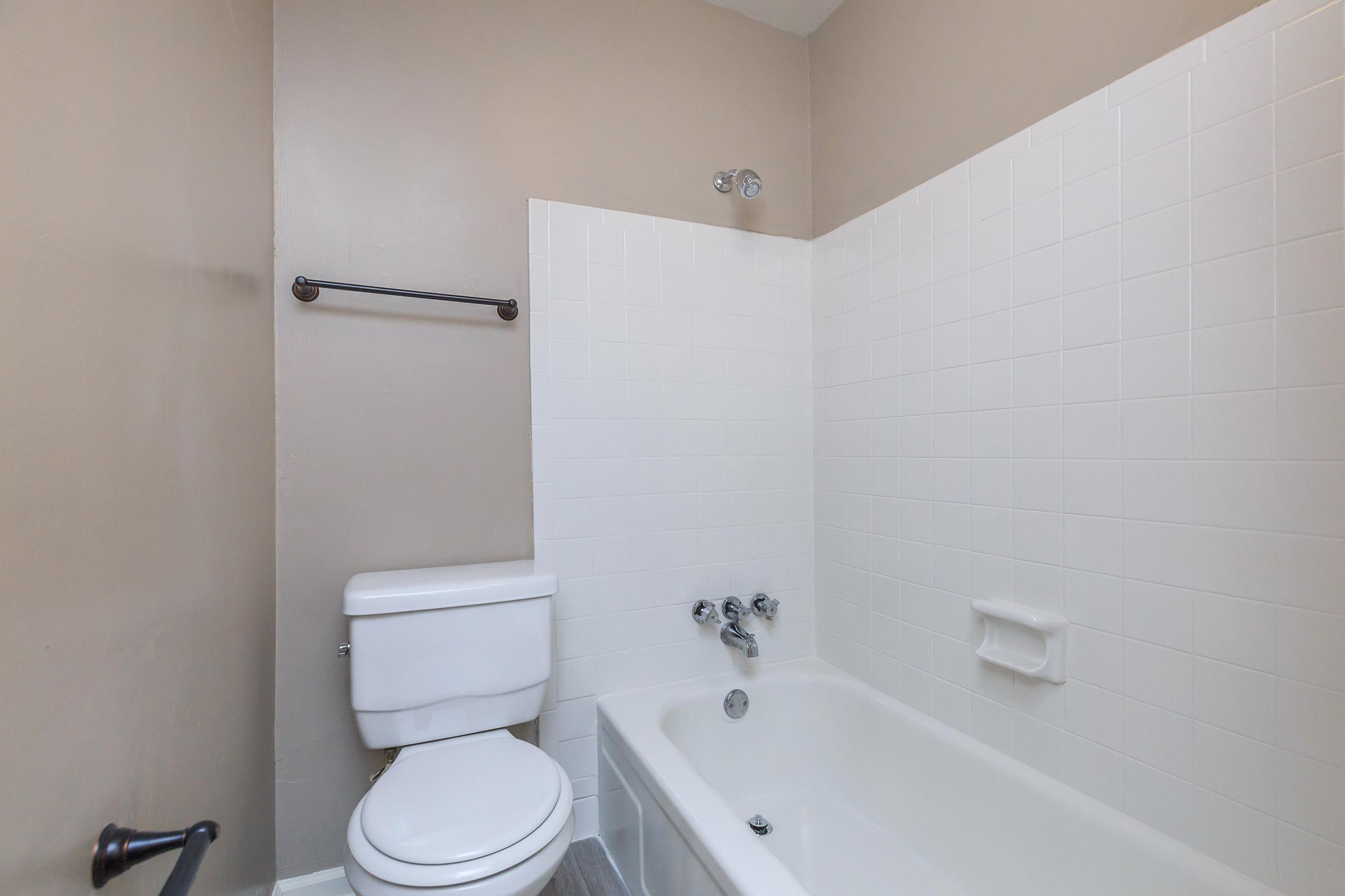 Contemporary Bathroom at Colony House