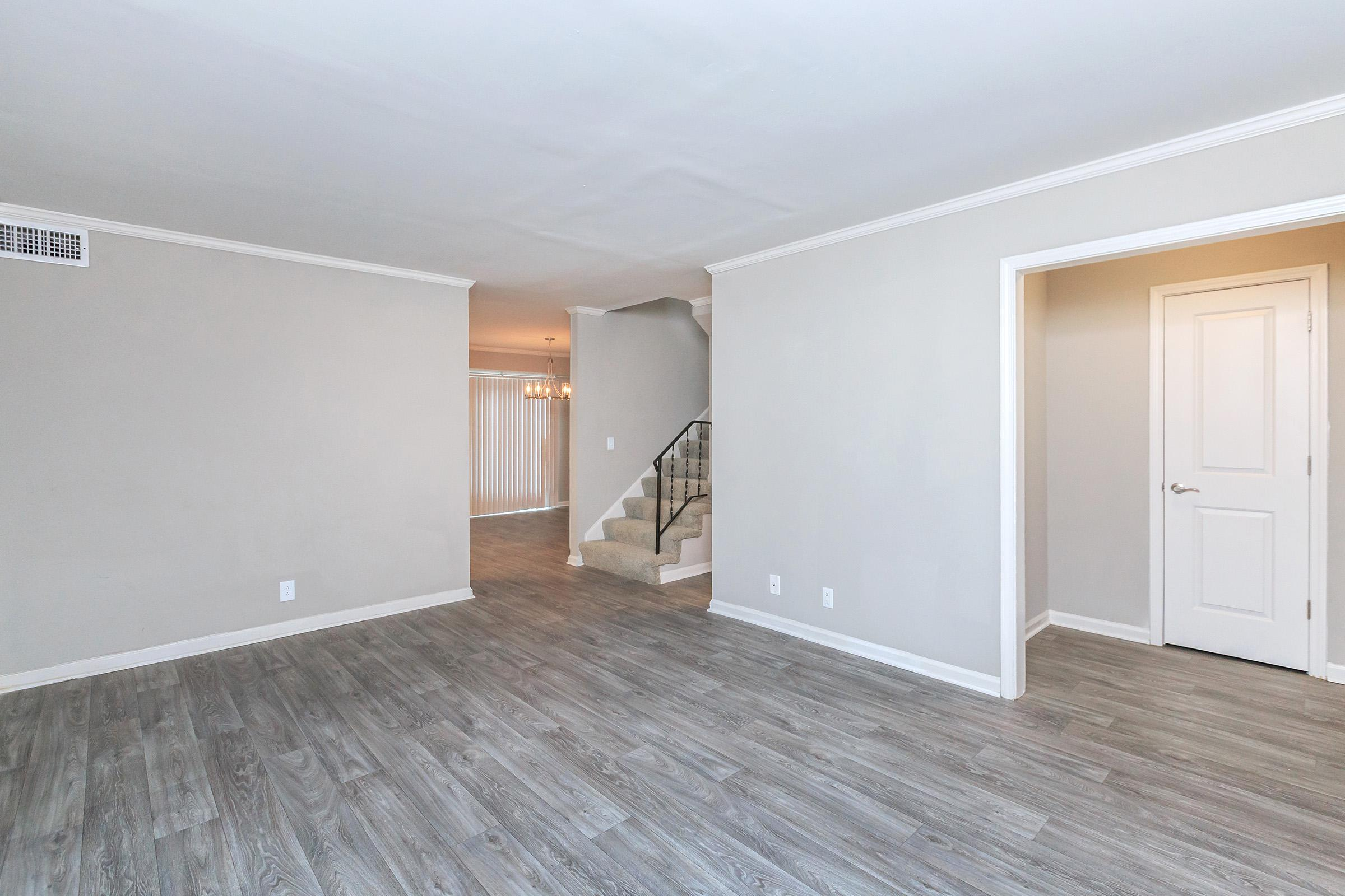 Open Floor Plan for The Lincoln at Colony House in Murfreesboro, Tennessee