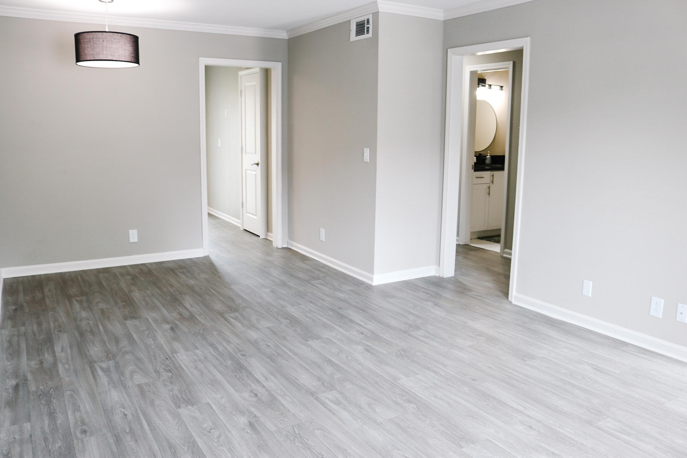 The Washington Floor Plan at Colony House Apartments