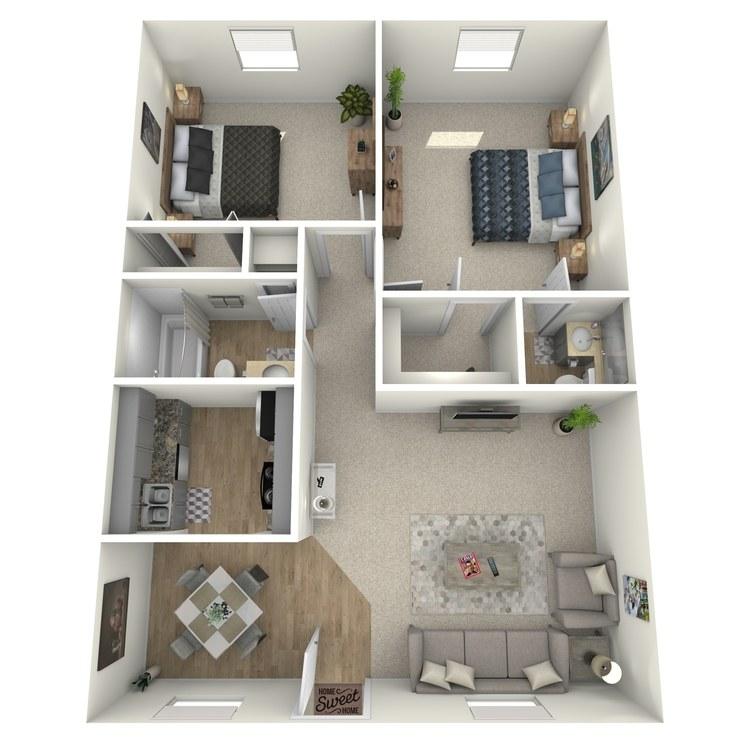Floor plan image of Seabrook