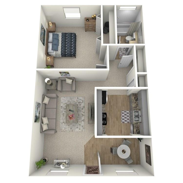 Floor plan image of Cooper
