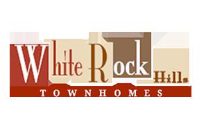 White Rock Hills Townhomes Logo