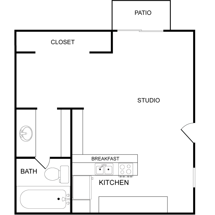 Floor plan image of Stella