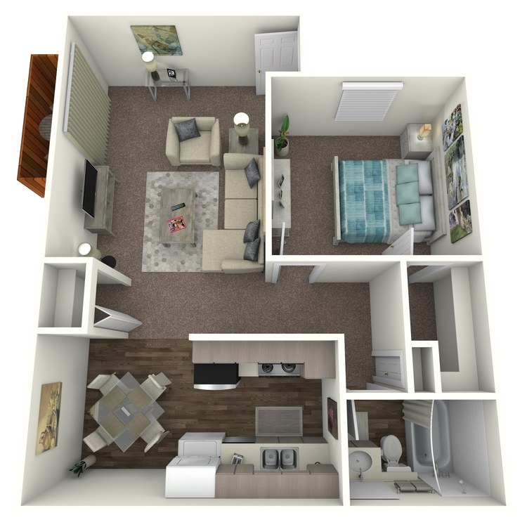 Floor plan image of Acacia
