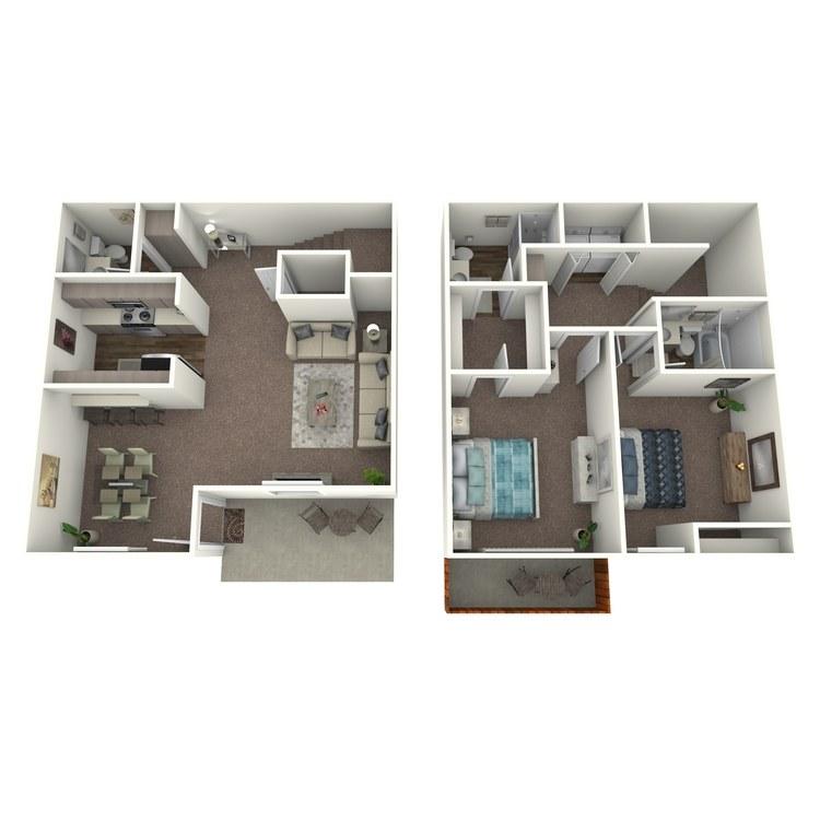 Floor plan image of Palo Verde