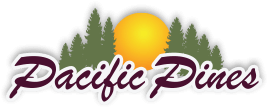 Pacific Pines Apartments Logo