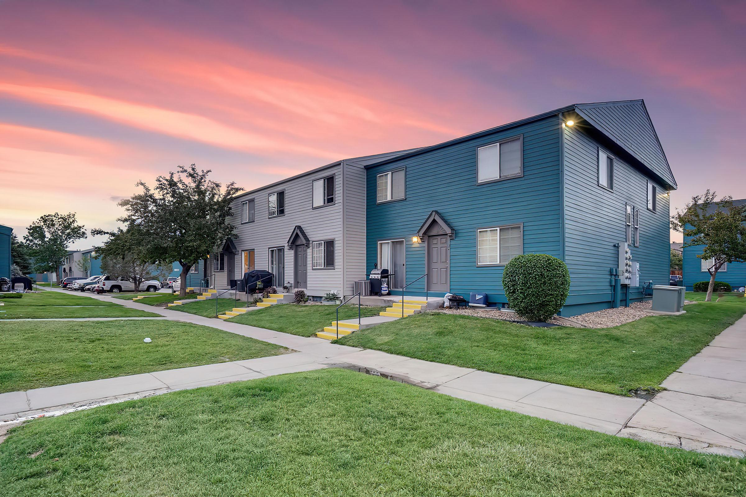 Apartments at Stratus Townhomes, Apartments in  Westminster, CO