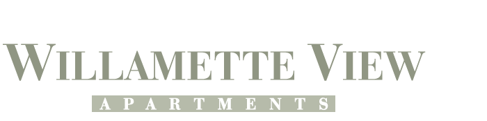 Willamette View Apartments logo