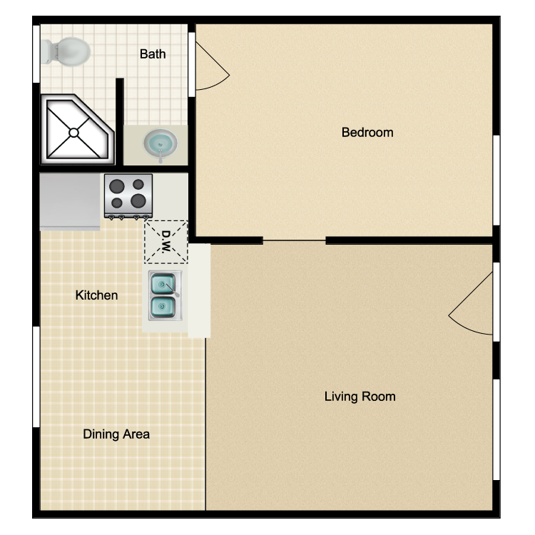 Paseo Village Availability Floor Plans Pricing
