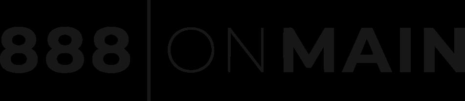 888 on Main Logo