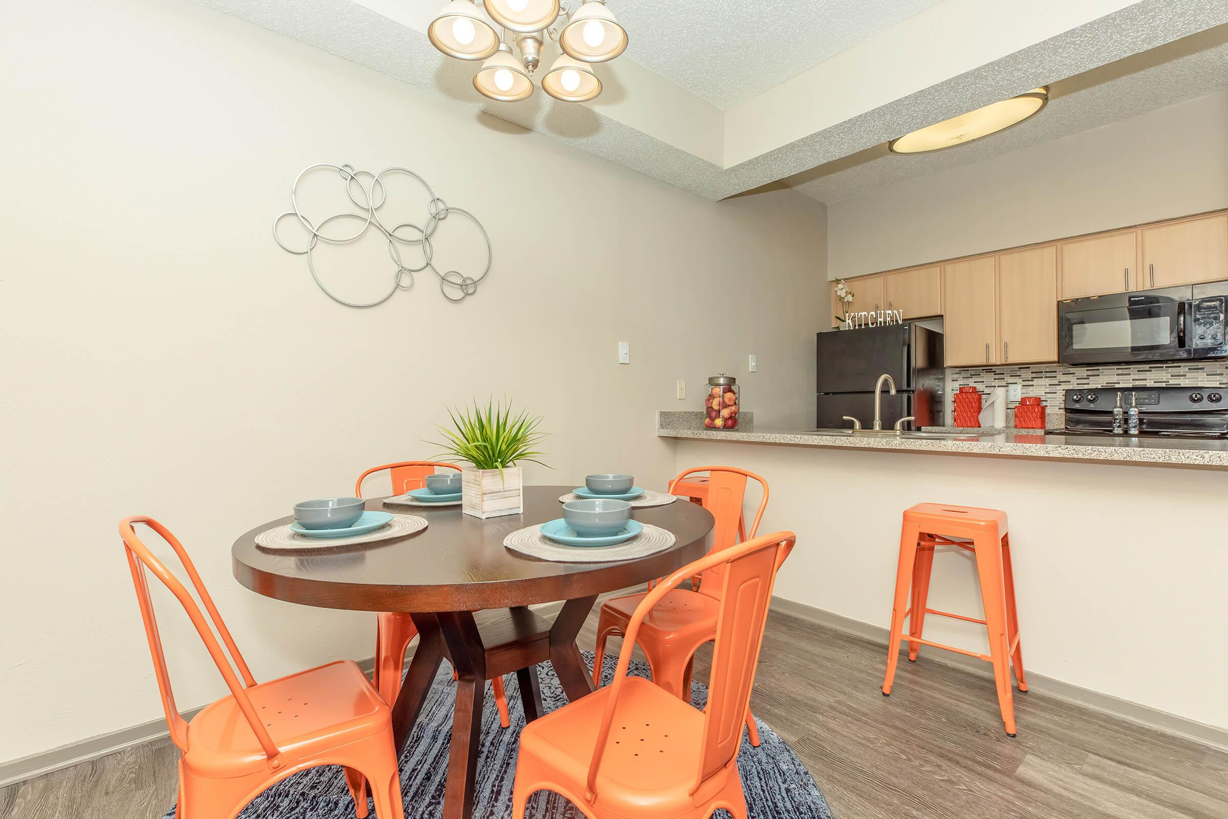 ENDLESS DINING COMFORTS AT VERIDIAN PLACE