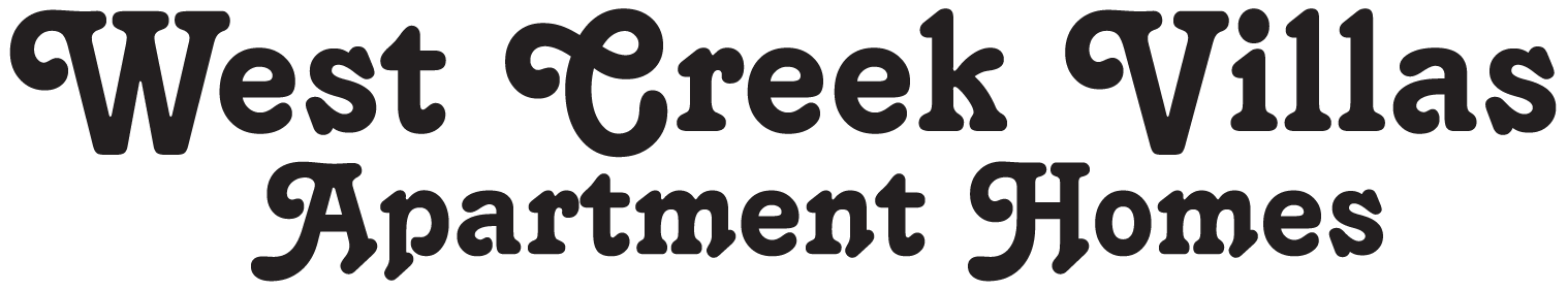 West Creek Villas Apartment Homes logo