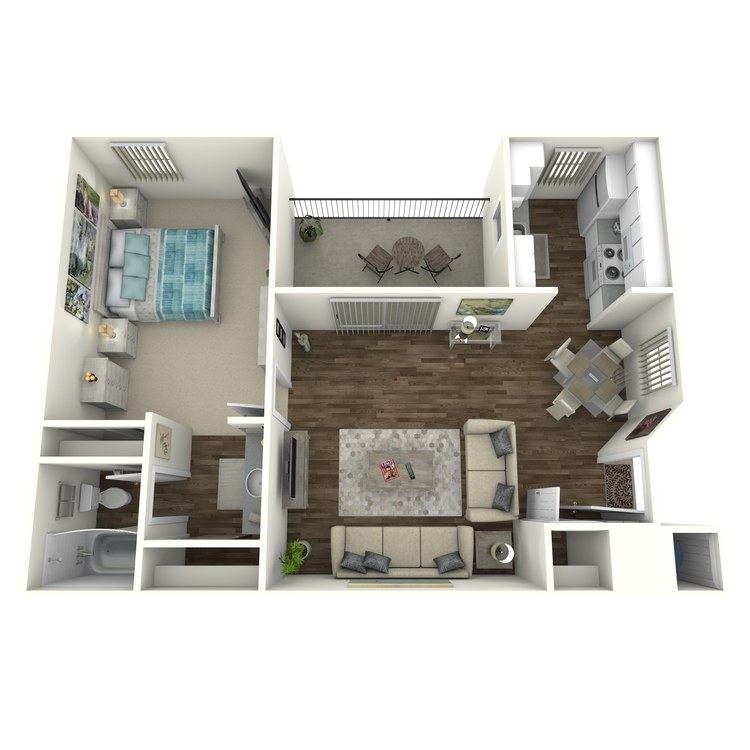 Floor plan image of Su Casa
