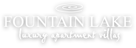 Fountain Lake Apartments Logo