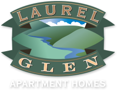 Laurel Glen Apartment Homes Logo
