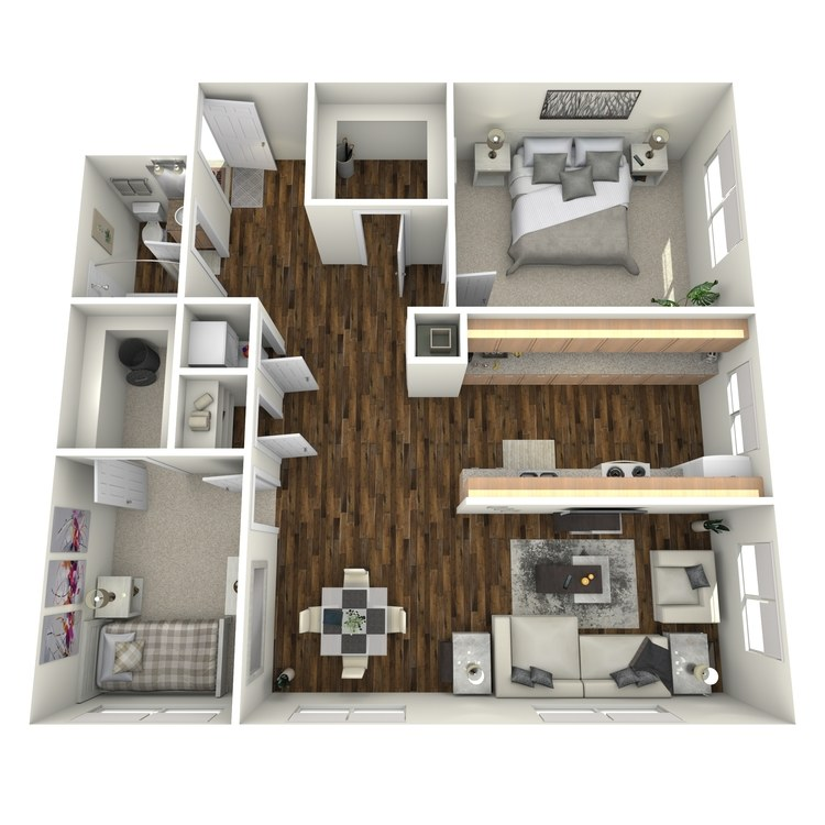 Floor plan image of The Andria