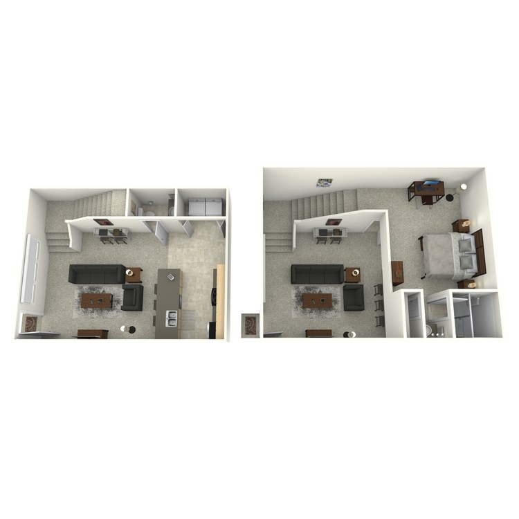 Floor plan image of Airlie II (Enclave)