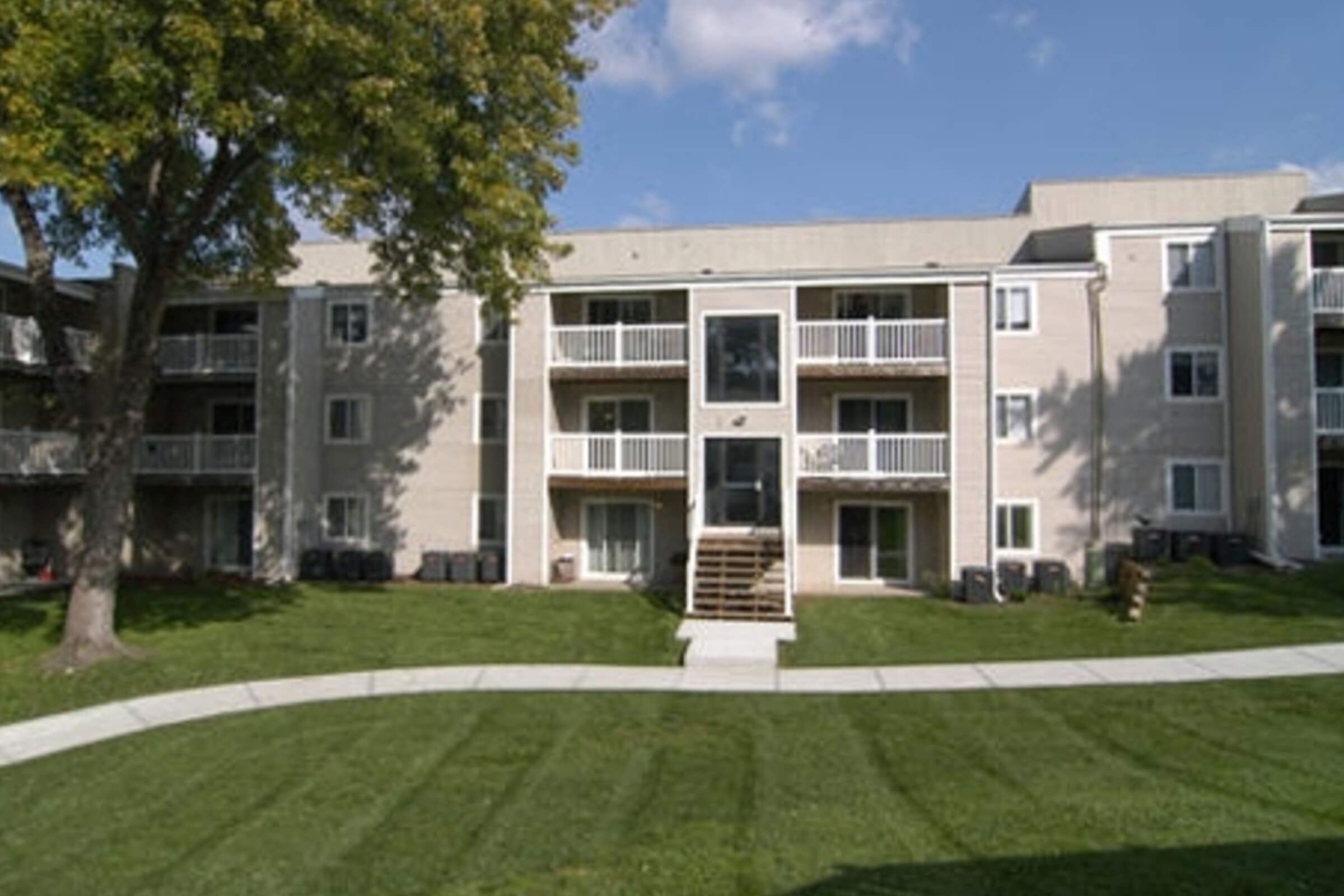 Grover Square Apartments