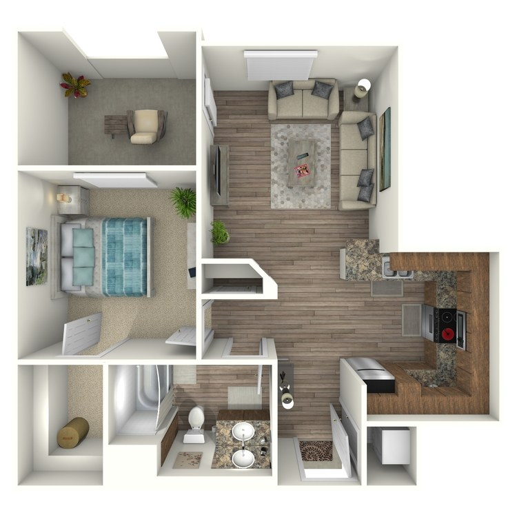Floor plan image of A0