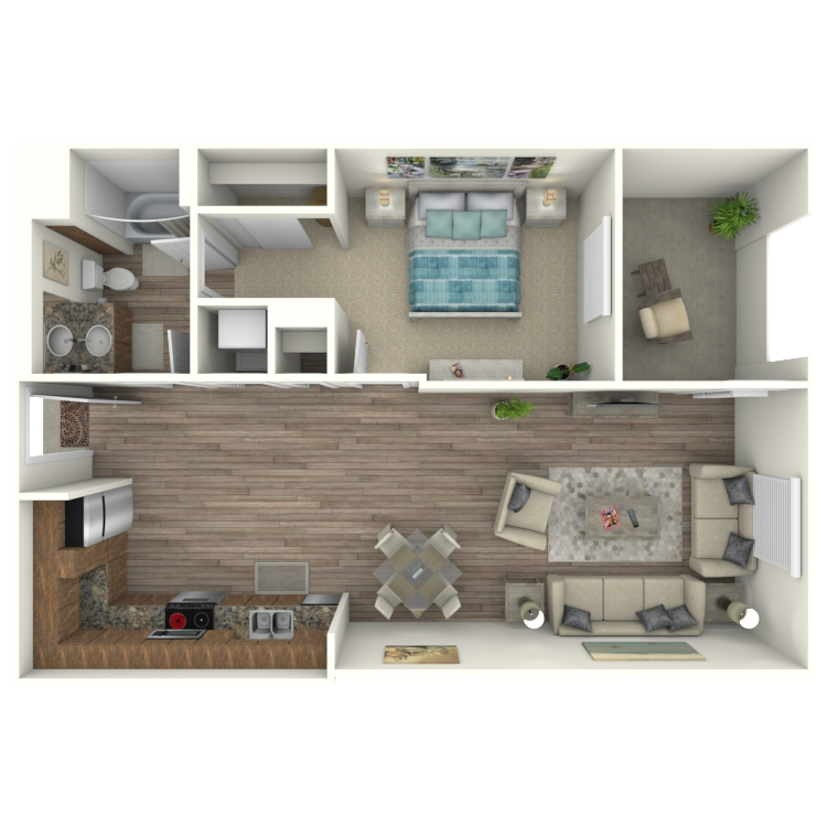 Floor plan image of A2MO
