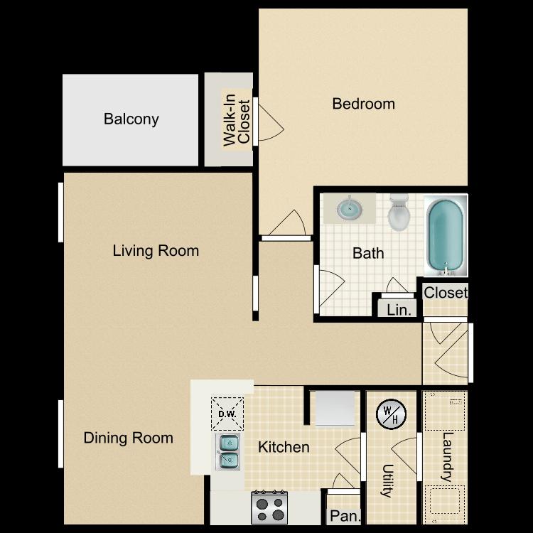 Sherwood floor plan image
