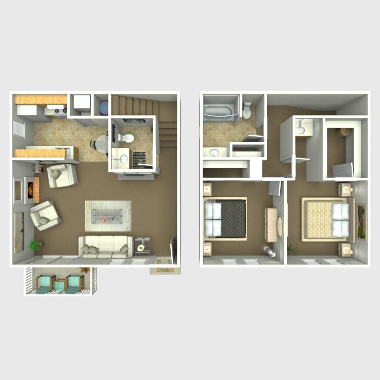Floor plan image of The Poplar