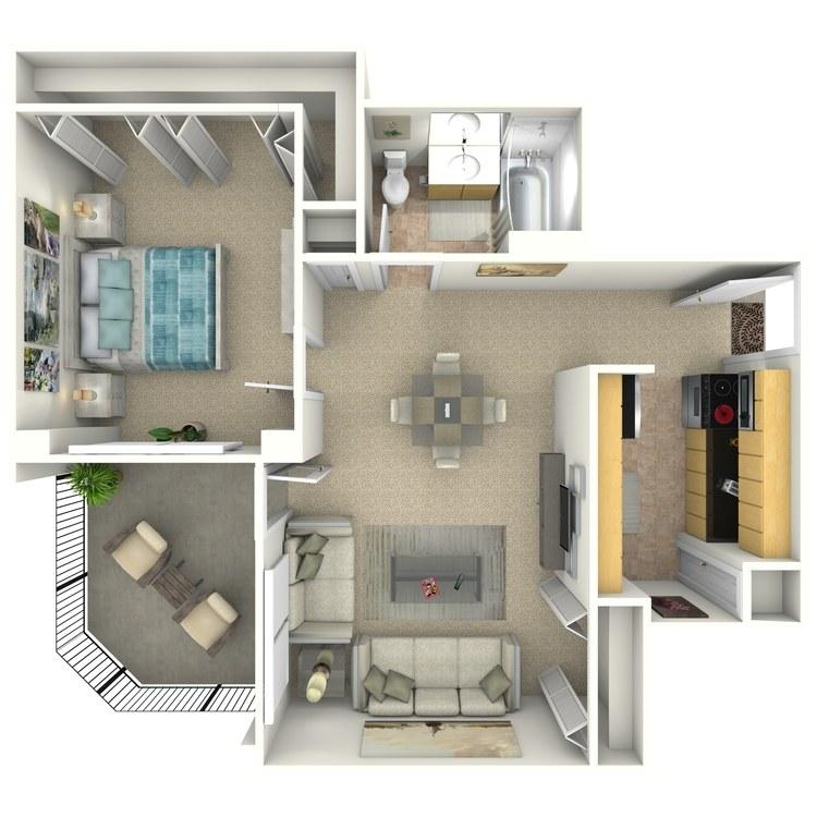 Floor plan image of Duncan