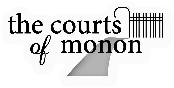 The Courts of Monon Logo