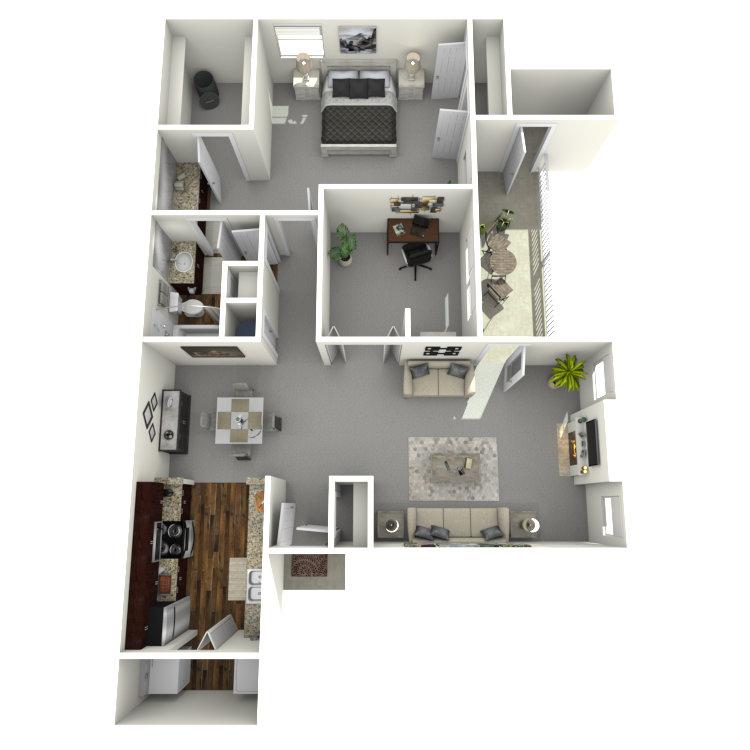 Floor plan image of Rockport
