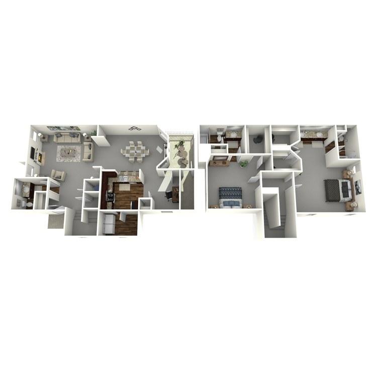Floor plan image of Nassau
