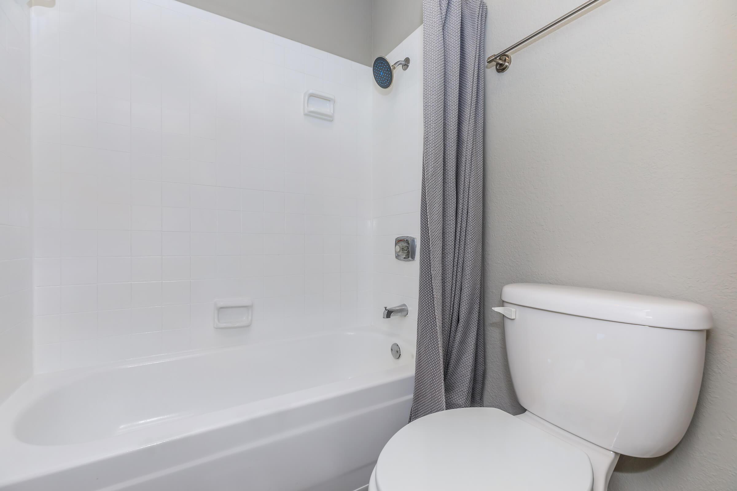 a shower stall