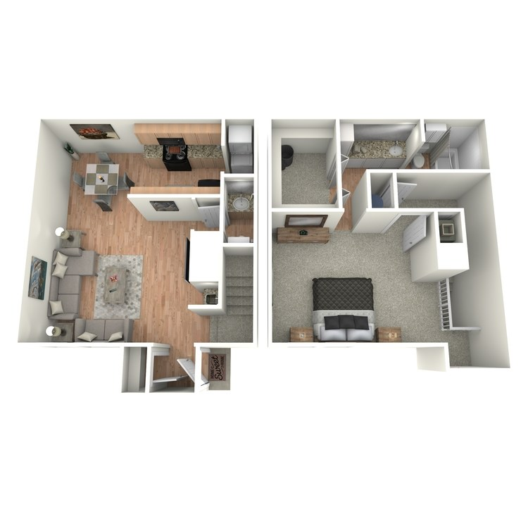 Floor plan image of The Berkshire