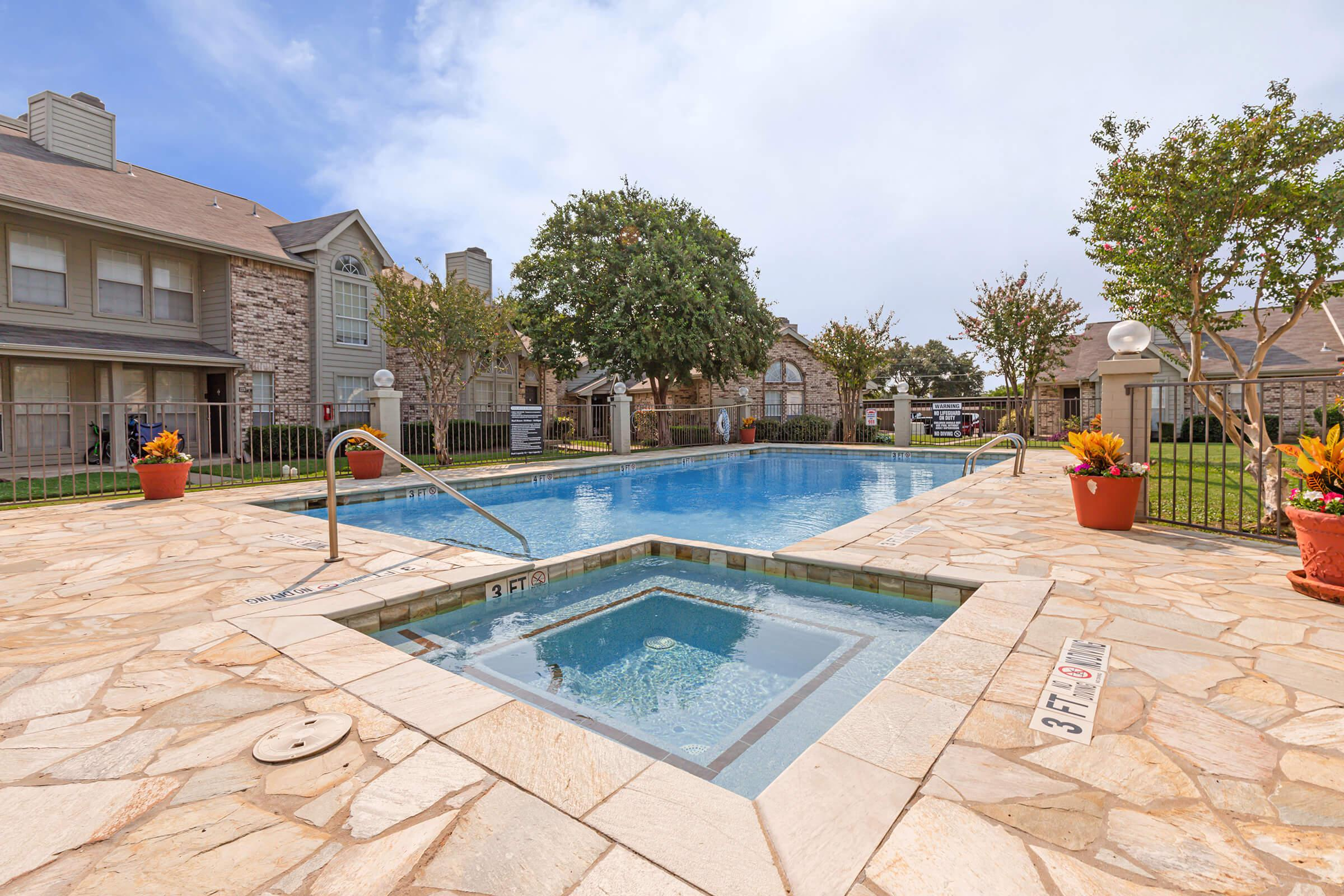 SOOTHING SPA AT PLANO PARK TOWNHOMES