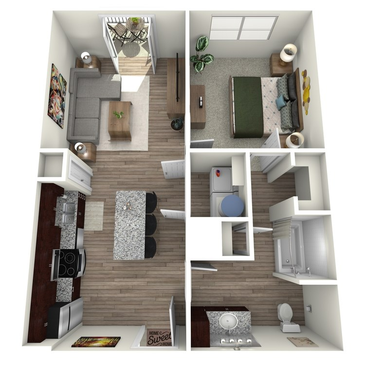 Floor plan image of A3 Highland