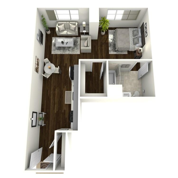 Floor plan image of Lexington