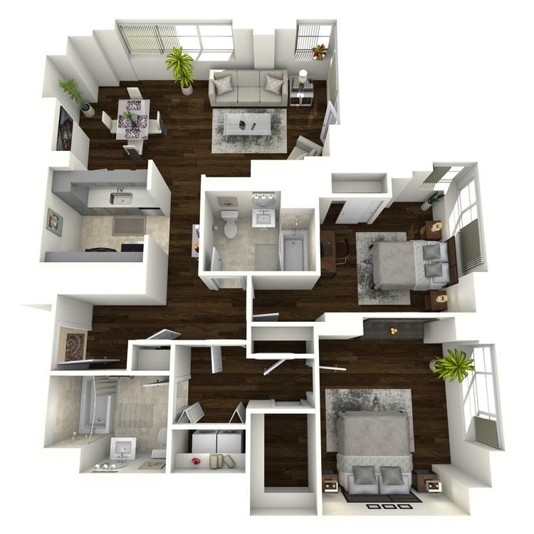 Floor plan image of Regency