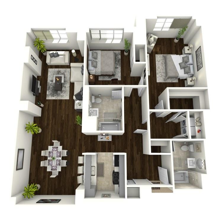 Floor plan image of Regal