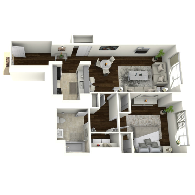 Floor plan image of Metropolitan