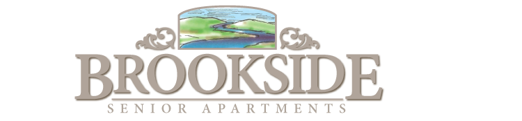 Brookside Senior Apartments Logo
