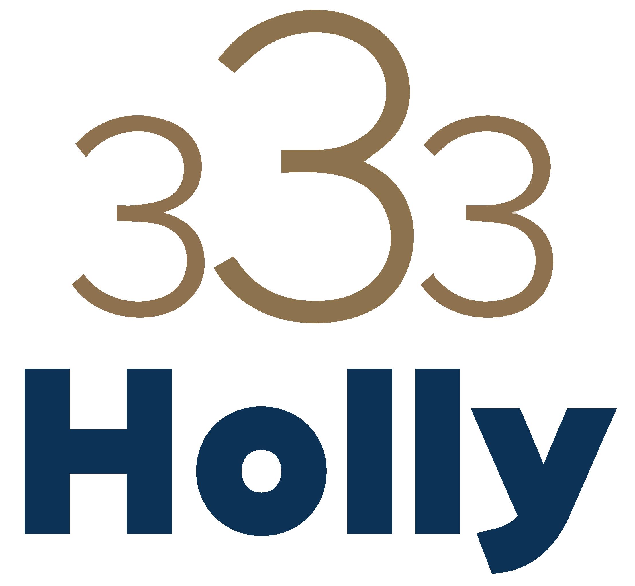 333 Holly Logo
