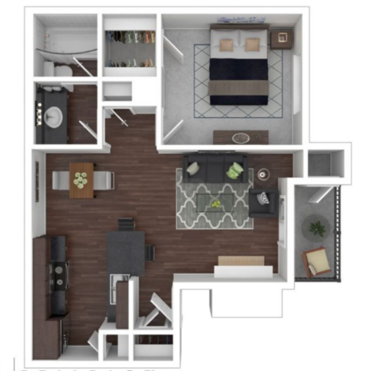 Floor plan image of A2FP