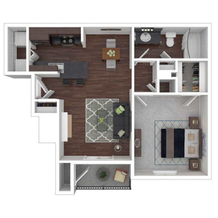 Floor plan image of A3FP