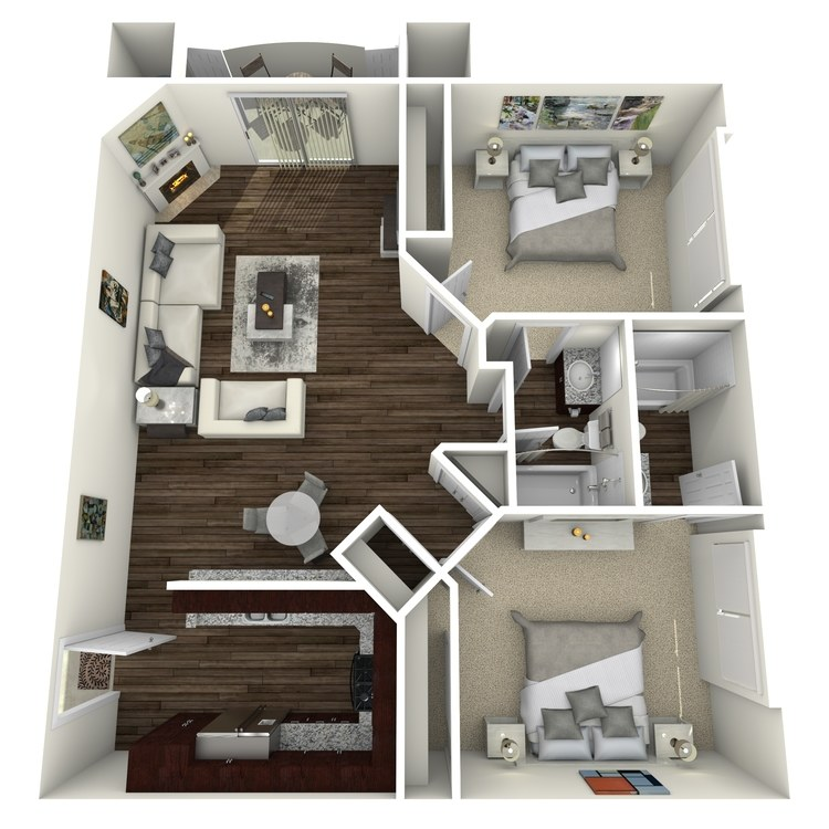 Floor plan image of The Ashford A5