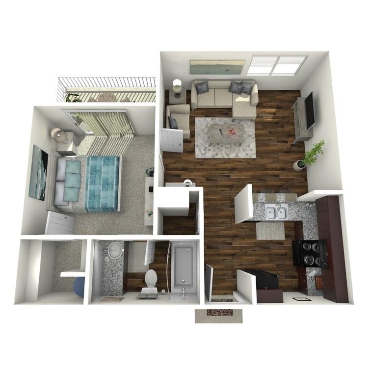 Floor plan image of Sandalwood