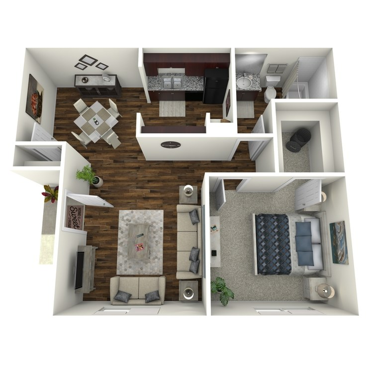 Floor plan image of Maplewood